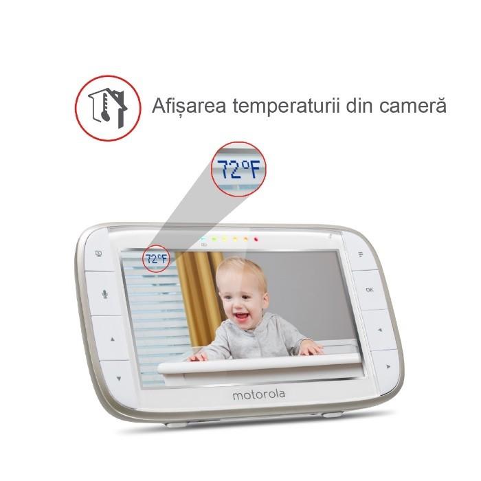 Images Videofon digital + Wi-Fi MBP845 Connect