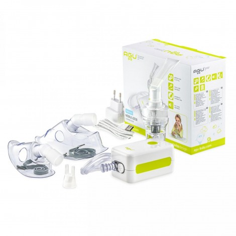 Imagine 1Nebulizator cu compresor Balloon, AGU
