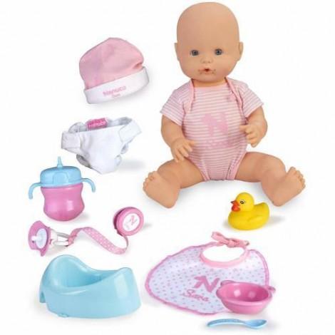 Imagine 2Papusa Bebe Sara cu Accesorii