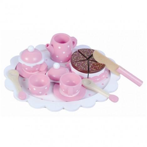 Imagine 1Set de ceai cu tavita