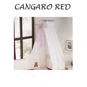 Baldachin Patut Cangaro Red