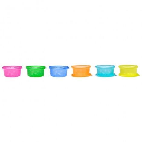 Imagine 4Set 6 boluri cu capac pentru alimente