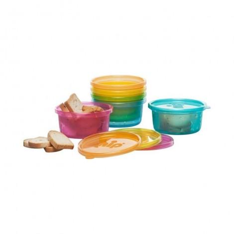 Imagine 5Set 6 boluri cu capac pentru alimente