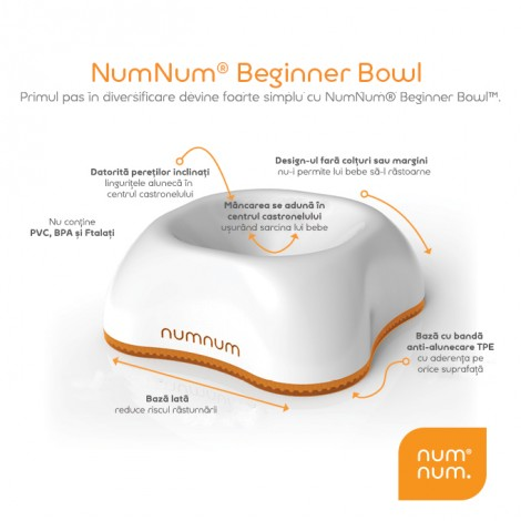 Imagine 1NumNum® Beginner Bowl™
