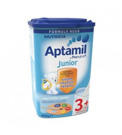 Imagine 1Lapte Praf Aptamil Junior 3+, 800g, 3ani+