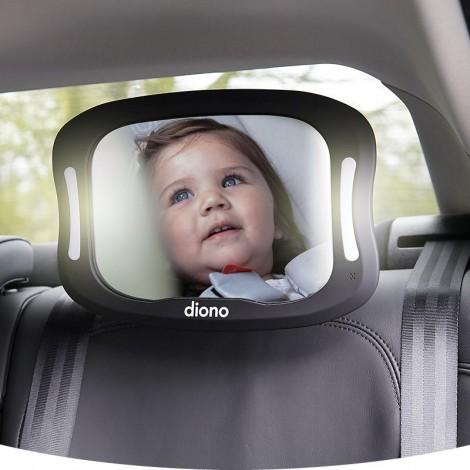 Imagine 2Oglinda Retrovizoare cu Lumina Diono Easy View XXL