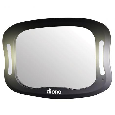 Imagine 1Oglinda Retrovizoare cu Lumina Diono Easy View XXL