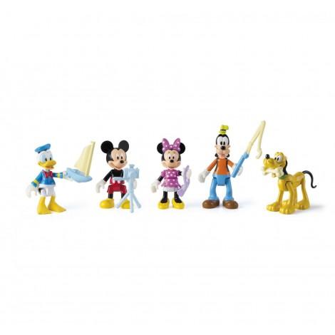 Imagine 2Pachet de 5 figurine Mickey Mouse ClubHouse