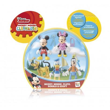 Imagine 1Pachet de 5 figurine Mickey Mouse ClubHouse