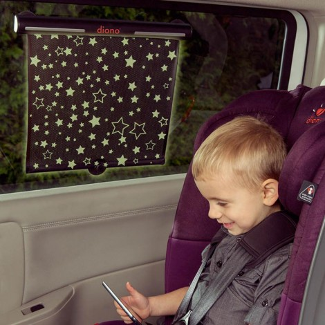 Imagine 2Parasolar auto Diono Starry Night Sun Shade