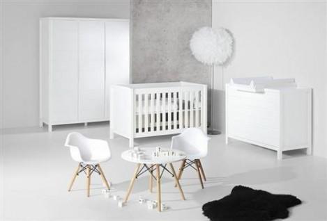 Imagine 3Patut de lemn Marie-Sofie White