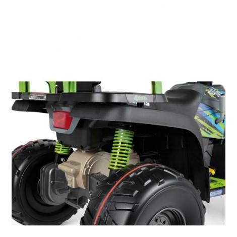 Imagine 8ATV Polaris Sportsman 850 Lime