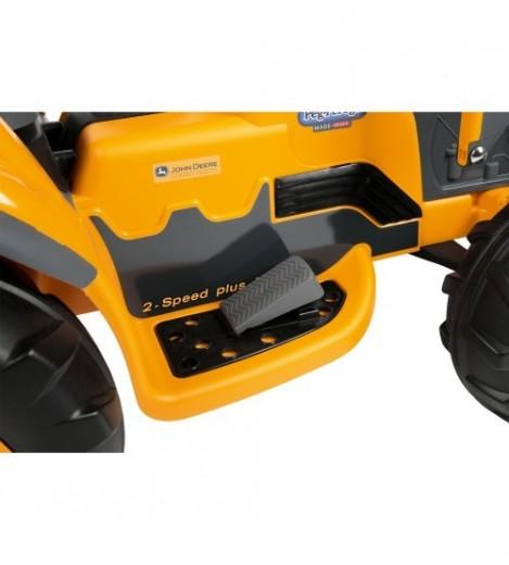 Imagine 6Excavator Deere Construction Loader