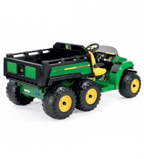Imagine 2John Deere GATOR HPX 6x4