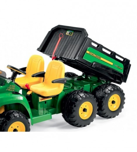 Imagine 4John Deere GATOR HPX 6x4