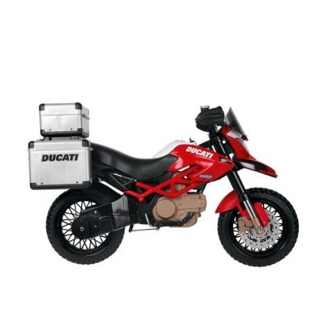 Imagine 3Motocicleta Ducati Enduro