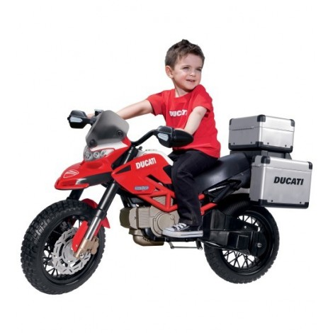 Imagine 5Motocicleta Ducati Enduro