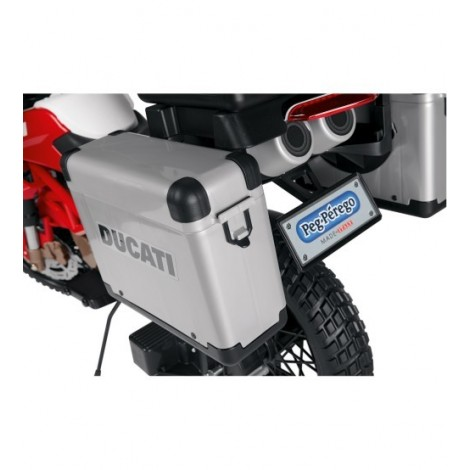 Imagine 8Motocicleta Ducati Enduro