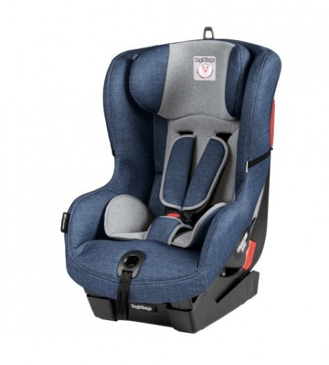 Imagine 1Scaun auto Viaggio1 duo-fix K Urban Denim