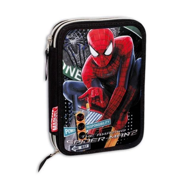 Penar triplu Spiderman 2 Traffic Perona