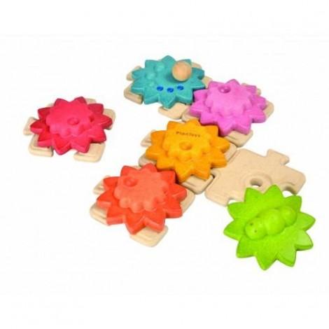 Imagine 1Puzzle cu rotite dintate
