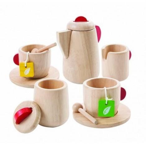 Imagine 1Set natur pentru servirea ceaiului