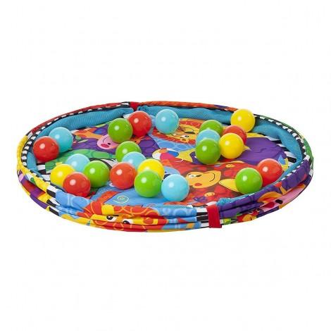 Imagine 7Centru de activitati piscina cu bile