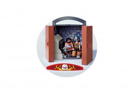Imagine 3Cutie de joaca - Arsenalul cavalerului