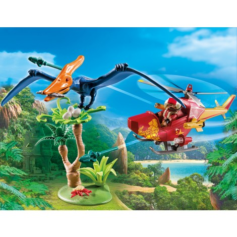 Imagine 3ELICOPTER SI PTERODACTYL