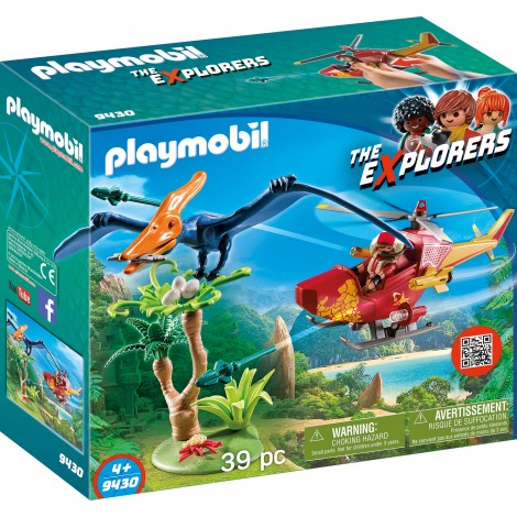 Imagine 1ELICOPTER SI PTERODACTYL