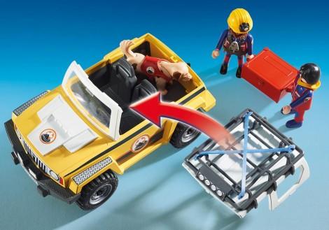 Imagine 5Salvatori montani cu camion