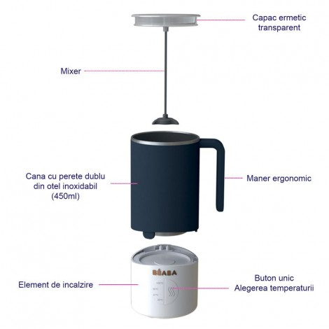 Imagine 4Preparator Lapte MilkPrep Night/Blue