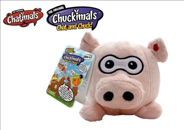 Prieten Chuckimals - Arunca vorba!