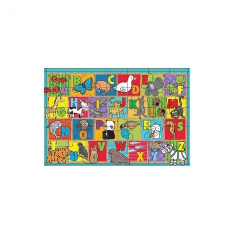 Imagine 2Primul meu puzzle de podea eco Alfabetul Animalelor