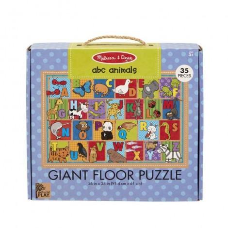 Imagine 1Primul meu puzzle de podea eco Alfabetul Animalelor