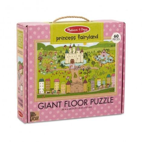 Imagine 3Primul meu puzzle de podea eco Tinutul Printelesor