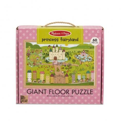 Imagine 1Primul meu puzzle de podea eco Tinutul Printelesor