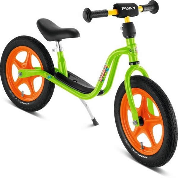 Bicicleta fara Pedale Verde
