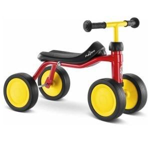 Tricicleta Pukylino Rosu