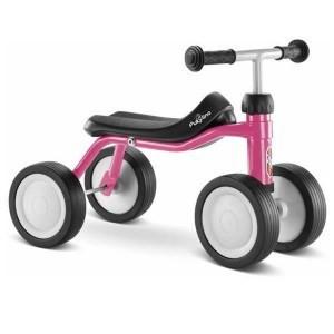 Tricicleta Pukylino Roz