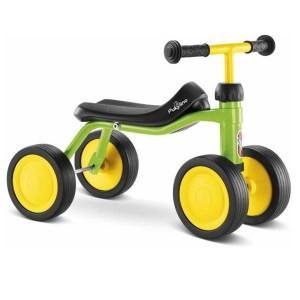 Tricicleta Pukylino Verde