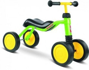 Tricicleta Wutsch Verde