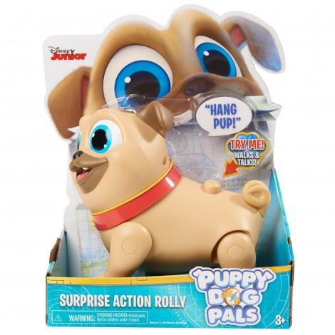 Imagine 1PUPPY DOG PALS FIGURINE CU FUNCTII - Rolly