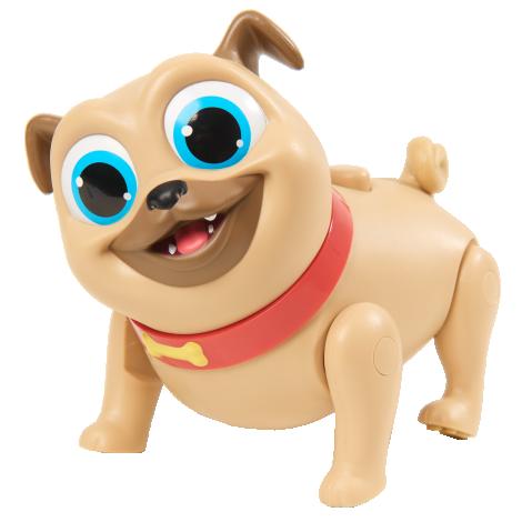 Imagine 3PUPPY DOG PALS FIGURINE CU FUNCTII - Rolly