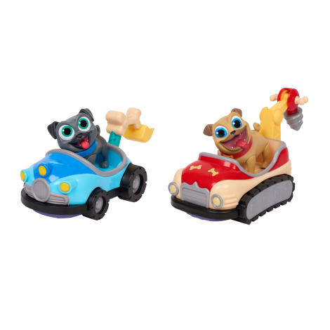 Imagine 3PUPPY DOG PALS PUPPY POWER VEHICLES - Rolly