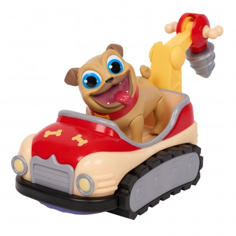 Imagine 2PUPPY DOG PALS PUPPY POWER VEHICLES - Rolly