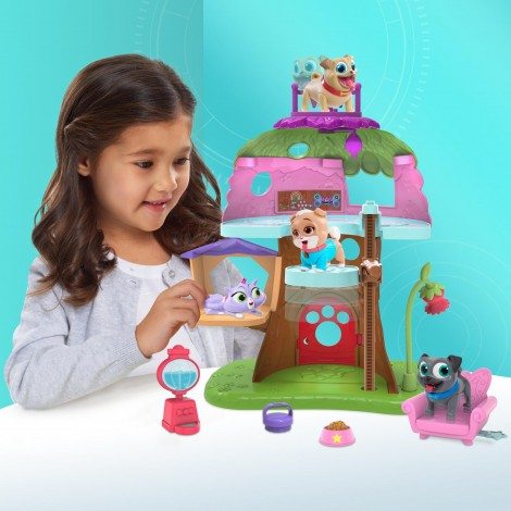Imagine 2PUPPY DOG PALS SET DE JOACA CASUTA DIN COPAC