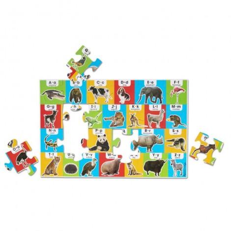 Imagine 3Puzzle de podea Alfabetul in engleza