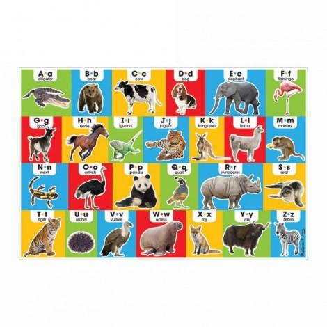 Imagine 1Puzzle de podea Alfabetul in engleza