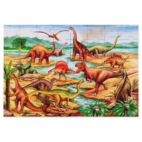 Imagine 1Puzzle de podea Dinozauri
